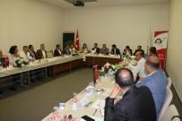 MEHMET ASLAN - Van TSO Yüksek İstişare Kurulu Toplandı