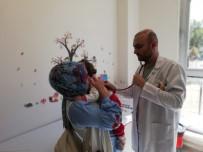 TARIM İŞÇİSİ - Yeşilhisar İlçe Devlet Hastanesinde Çocuk Sağlığı Ve Hastalıkları Uzmanı Göreve Başladı