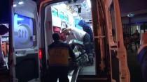 TAKSİ ŞOFÖRÜ - Zonguldak'ta 2 Araç Çarpıştı;  1'İ Ağır 7 Yaralı