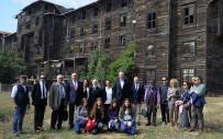 ORTODOKS - AB Elçisi Berger, Büyükada Rum Ortodoks Yetimhanesi'ni Ziyaret Etti