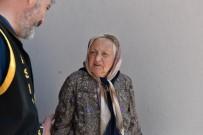 YAŞLI KADIN - ABD Filmlerine Özenen Gaspçı, Filmleri Aratmayan Yöntemle Yakalandı