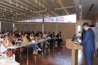 SIĞINMACI - Avukatlara 'Uluslararası Koruma Ve Mültecilere Yaklaşım Eğitimi' Verildi