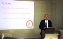 KOZMETİK ÜRÜN - Aydın Eczacı Odası Sağlık Ürünlerin Eczane Dışı Kanallarda Satılmasını Masaya Yatırdı