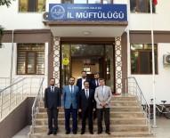 Başkan Atilla'dan Müftülüğe Ziyaret