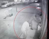 KAR MASKESİ - Benzin Döküp Yaktılar, Karşısına Geçip Fotoğrafını Çektiler