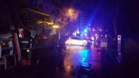 CADDEBOSTAN - Caddebostan'da Akıl Almaz Kaza