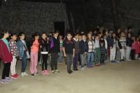Çankırı Tuz Mağarası'nda Çocuk Şenliği