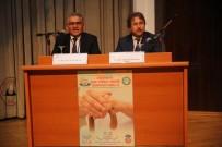 TIP DOKTORU - Dr. Büyükkılıç Sağlık Seminerinde Oturum Başkanlığı Yaptı