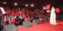 KAHRAMANLıK - Elazığ'da 'Malazgirt'ten Çanakkale'ye Kahraman Kadınlarımız' Konseri
