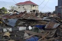 ATEŞ ÇEMBERİ - Endonezya'da Ölü Sayısı Artıyor