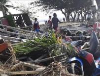 ASKERİ BİRLİK - Endonezya'daki depremde kayıplar olduğu açıklandı