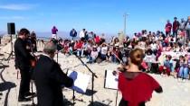 NEMRUT DAĞI - Engelliler Nemrut Dağı'na Tırmandı