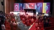 DİVAN BAŞKANLIĞI - Galatasaray Kulübünün Olağanüstü Genel Kurulu Başladı