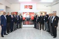 GAZİLER DERNEĞİ - Gaziler, Kırşehir'de Anılarını Anlatıyor