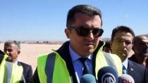 HAVA MUHALEFETİ - Gümüşhane'de Havalimanı İçin Çalışmalar Sürüyor