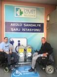 NEVZAT DOĞAN - İzmit Belediyesi'nden Engelli Vatandaşlar İçin Şarj İstasyonu