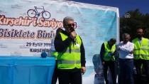 ASKERLİK ŞUBESİ - Kırşehir'de Protokol Ve Vatandaşlardan Bisiklet Turu