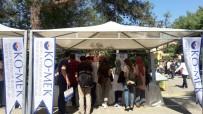EĞİTİM DÖNEMİ - KOMEK'e Üniversitelilerden Yoğun İlgi