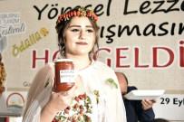 KUŞBURNU - Kuşburnu Festivalinde Kuşburnulu Gelinlik İlgi Gördü