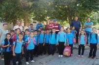 TRAFİK KURALLARI - Malkara Jandarma Trafikten Öğrencilere Seminer