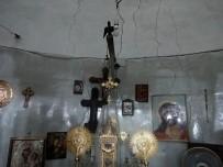 BÜLENT UYGUR - Maria Ana Kilisesi Restore Ediliyor