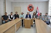 MEHMET AURELİO - Milletvekili Ceylan'dan Çorum Belediyespor'a Destek Sözü