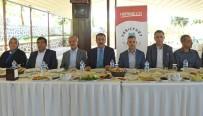 SAMIMIYET - Milletvekili Tüfenkci, Hukuk Öğrencileriyle Bir Araya Geldi
