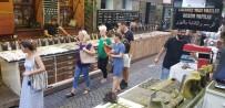 Sason'da Yapılan Takılar İstanbul'da Yoğun İlgi Görüyor
