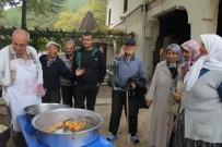ULU CAMİİ - Tarihi Camide 'Hayır' Geleneği