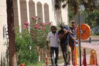 KıZıLAĞAÇ - Torbacı, Kavşakta Kıskıvrak Yakalandı