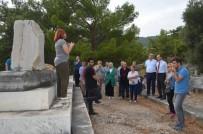 GÜLLÜBAHÇE - Türkiye'nin Mülki Amirleri Priene'ye Hayran Kaldı