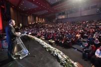 ÜSKÜDAR BELEDİYESİ - Üsküdar'da Kültür-Sanat Sezonu Özdemir Erdoğan Konseriyle Başladı