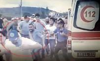 AMBULANS ŞOFÖRÜ - 112 Personeline Saldırı Anının Görüntüleri Ortaya Çıktı