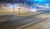 KADıOĞLU - 2 Kişinin Hayatını Kaybettiği Motosiklet Kazası Kamerada
