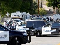 GÖRGÜ TANIĞI - ABD'de korkunç saldırı: 10 kişi silahla vuruldu!