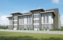 İNŞAAT ALANI - Adıyaman 112 Acil Çağrı Merkezi İnşaatına Başlanıldı