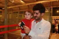 ZEMZEM - Adıyaman'ın En Küçük Hacısı 18 Aylık Ali Semih Uçar Oldu