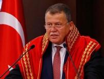 Yargıtay Başkanı Cirit: Kararları verecek tek ve mutlak güç mahkemelerdir