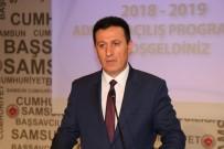 AHMET YAVUZ - Ahmet Yavuz Açıklaması 'Uzlaştırma İle Mahkemelerin İş Yükü Azaltıldı'