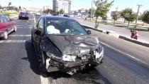 Aksaray'da İki Otomobil Çarpıştı Açıklaması 1 Ölü