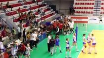 ARNAVUTLUK - Avrupa 19 Yaş Altı Kadınlar Voleybol Şampiyonası