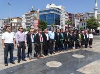 YUSUF ARSLAN - Avukatlar Adli Yıl Açılış Törenine İlgi Göstermedi