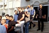 ŞAFAK OPERASYONU - Aydın Ve İzmir'de Organize Suç Çetesine Şafak Baskını Açıklaması 11 Gözaltı