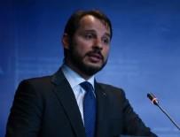 HALKBANK - Bakan Albayrak: IMF'ye başvurma planımız yok