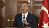 ENERJİ BAKANLIĞI - Bakan Çavuşoğlu Açıklaması 'Sondaj Sonbaharda Başlayabilir'