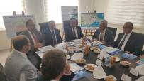 EROZYONLA MÜCADELE - Bakan Yardımcısı Özkaldı Açıklaması 'Sulama Suyu Kalitesine Ulaşacağız'