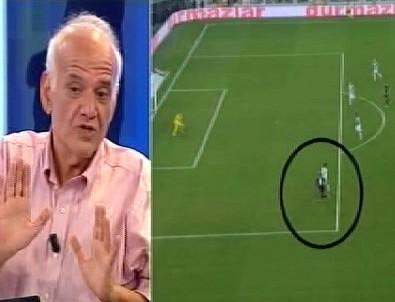 Beşiktaş'ın golü ofsayt mı?