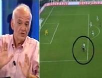AHMET ÇAKAR - Beşiktaş'ın golü ofsayt mı?