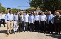 AHMET MISBAH DEMIRCAN - Beyoğlu Belediye Başkanı Demircan, Şebinkarahisar'ı Ziyaret Etti