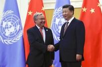 GUTERRES - BM Genel Sekreteri Guterres Açıklaması 'BM, Çin-Afrika Ortaklığını Desteklemeye Devam Edecek'